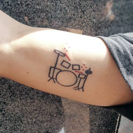 Small Men Tattoos - Small Men Tattoos Ideas - Meaning