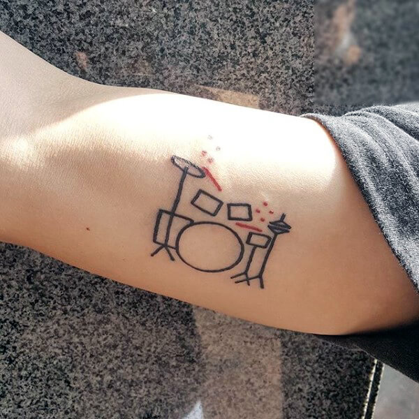 Small Tattoos For Men Best Mens Small Tattoos Ideas With Photos