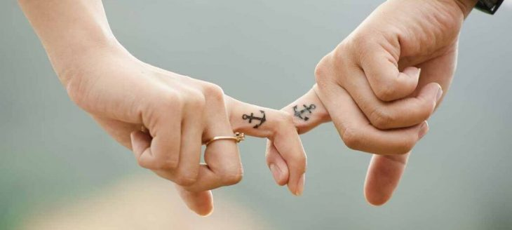 Couple Tattoo - Couple Tattoo Ideas - Couple Tattoos Design
