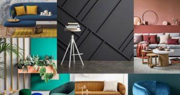 Interior design trends 2017-2018. Interior design ideas