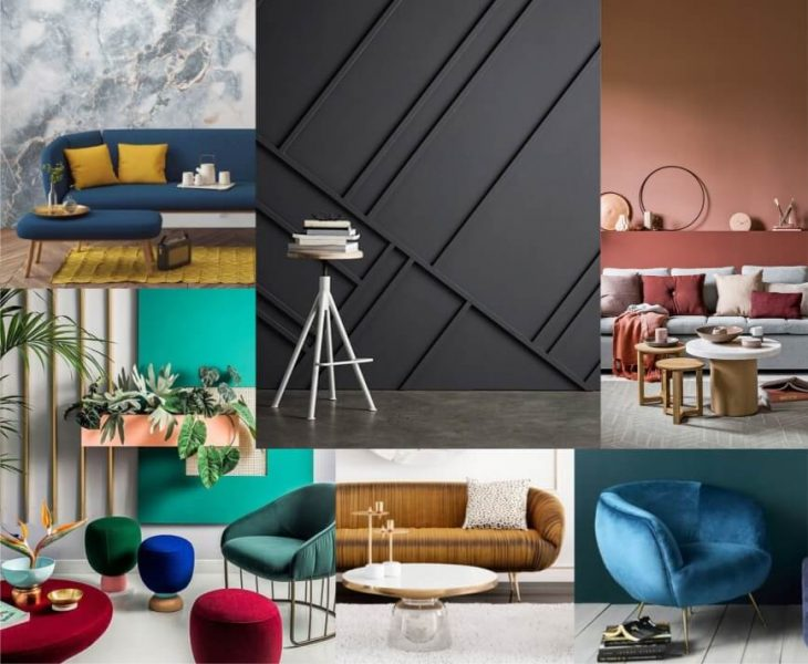 Interior design trends 2017-2018. Interior design ideas