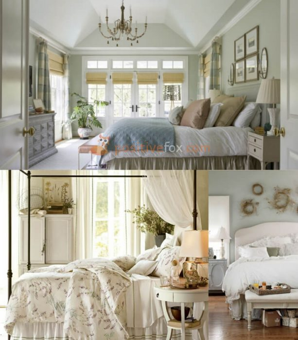 Provence Bedroom Interior Design