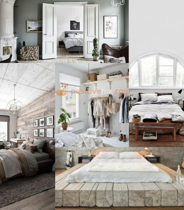 Scandinavian Bedroom Design. Scandinavian Interior Design