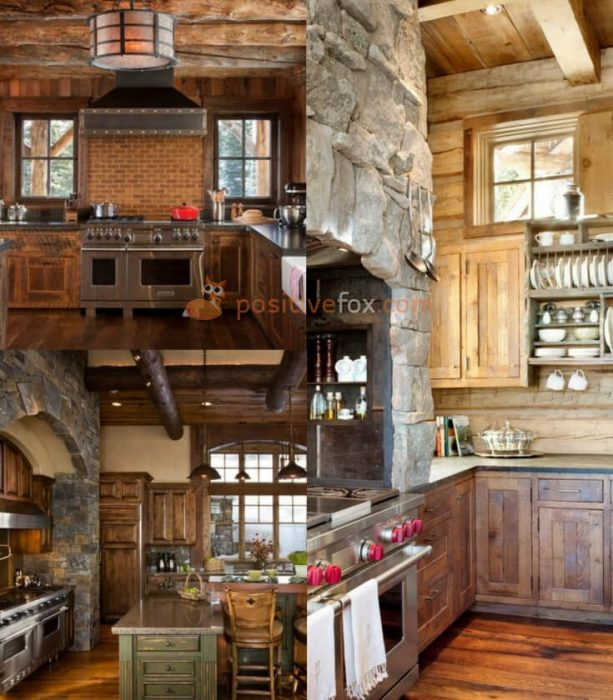 Country Home Design Ideas: Country And Rustic Interior Design