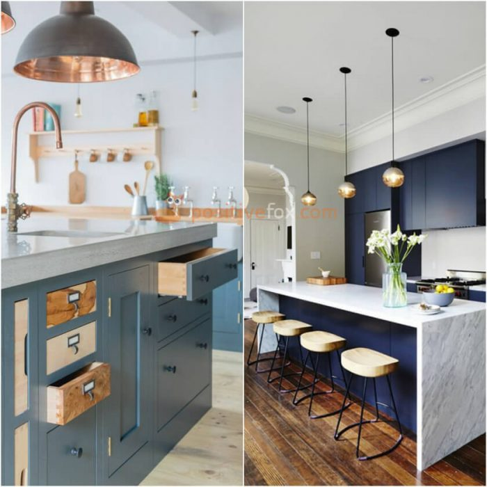 Kitchen Island with Breakfast Bar Designs