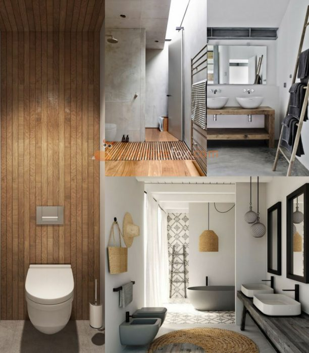 Scandinavian Bathroom Design. Scandinavian Interior Design Ideas