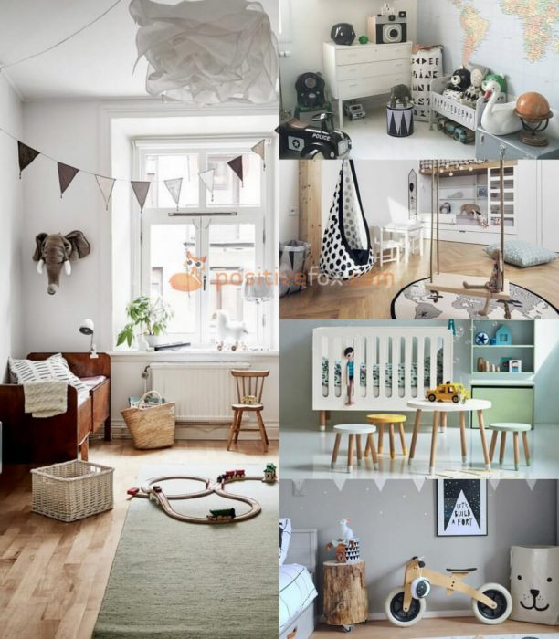 Scandinavian Kids Room Design. Scandinavian Interior Design