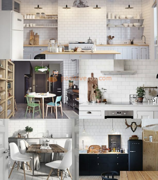 Scandinavian Kitchen Design. Nordic Design Ideas With Best Examples.