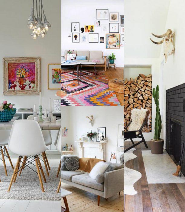 Scandinavian Living Room. Scandinavian Interior Design