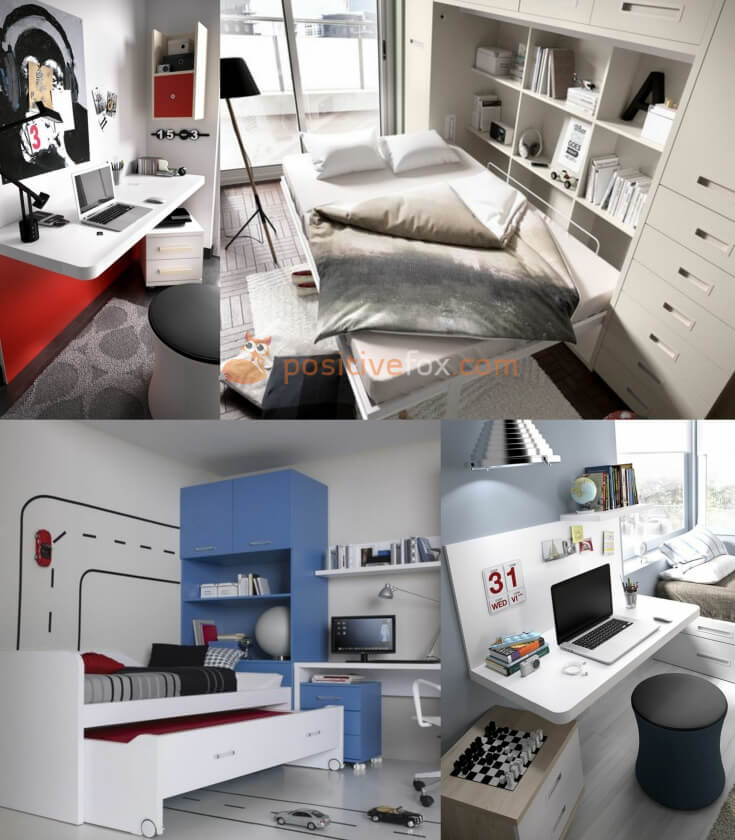 High Tech Kids Room. High Tech Interior Design Ideas