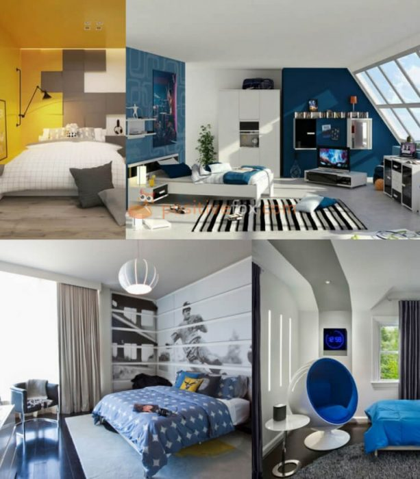 High Tech Interior Design Ideas Modern Design Ideas With Photos - High tech bedroom design