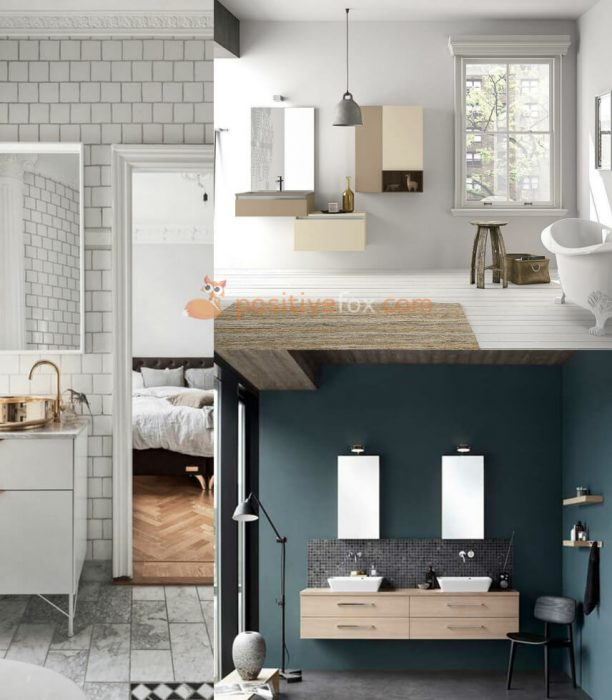 Scandinavian Bathroom Design. Nordic Design Ideas With Best Examples.