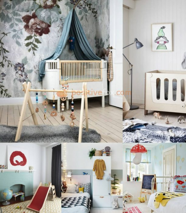 Scandinavian Kids Room Design. Nordic Design Ideas With Best Examples