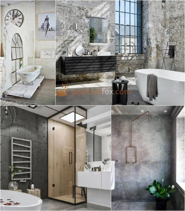Loft Bathroom Ideas. Loft Design Ideas. Loft Interior Design