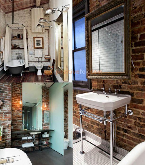 Loft Interior Design Ideas. Loft Bathroom Interior Design.