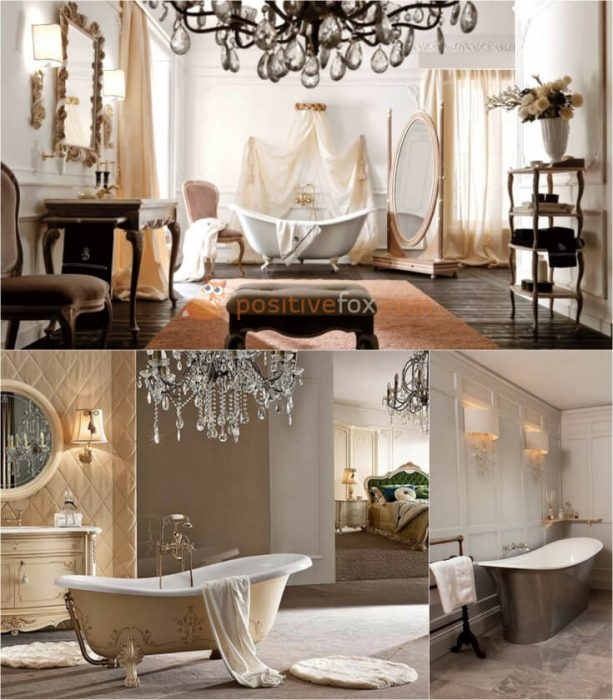 Classic Bathroom Design Ideas. Classic Interior Design Ideas