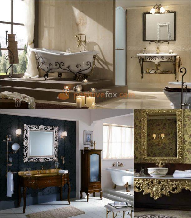 Classic Bathroom Interior Design