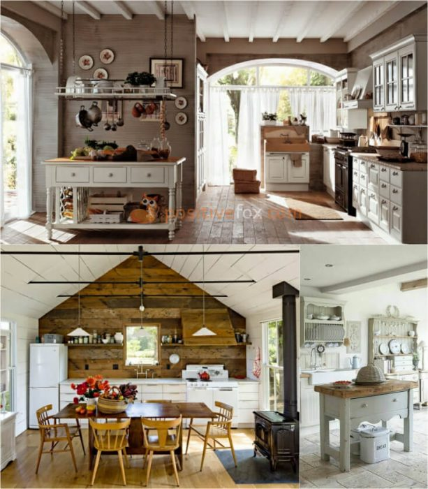Provence Kitchen Interior Design