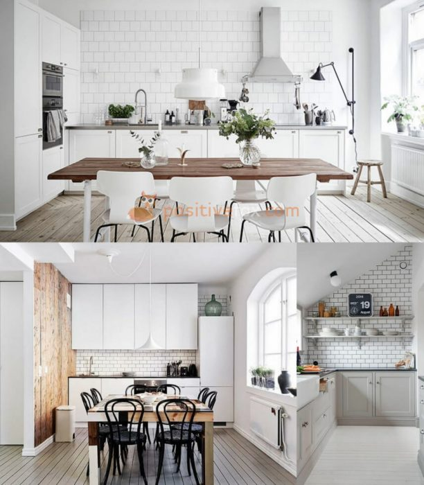 Scandinavian Kitchen. Scandinavian Interior Design Ideas