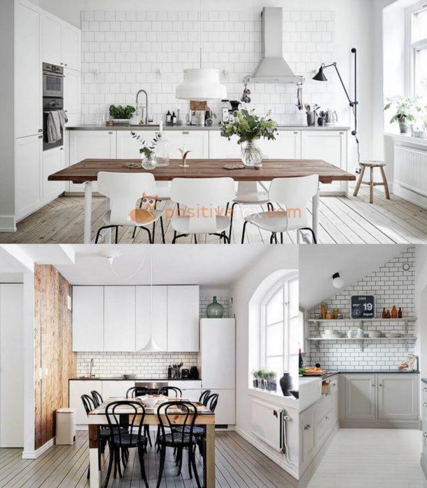Scandinavian Kitchen. Scandinavian Interior Design Ideas