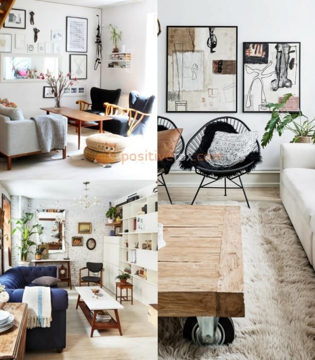 Small Spaces Scandinavian Living Room. Nordic Design Ideas