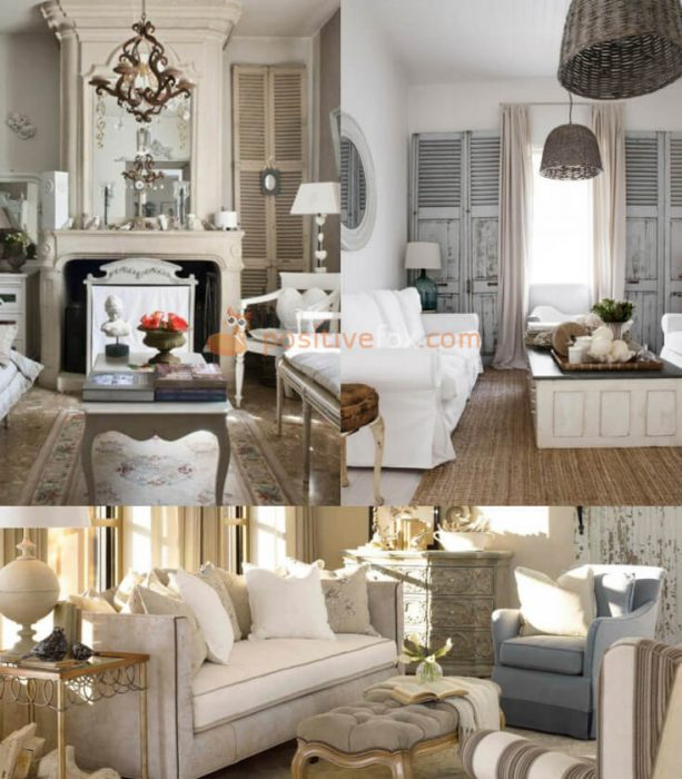 Provence Living Room. Provence Interior Design Ideas