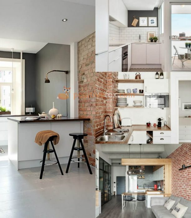 Delicieux Loft Interior Design Loft Kitchen Ideas. Loft Design Ideas.