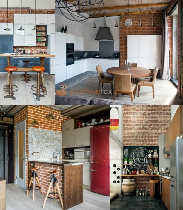 Loft Kitchen Ideas. Loft Design Ideas. Loft Interior Design ...