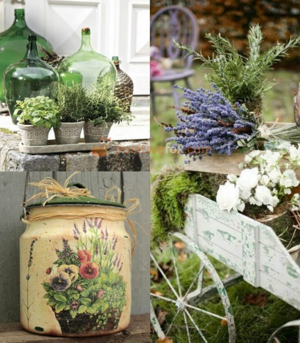 Provence Decor. French Provence Decor Ideas