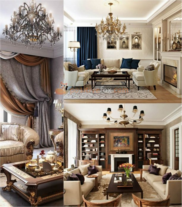 Classic Interior Design Ideas Classic Living Room Design. Classic Interior  Design Ideas ...