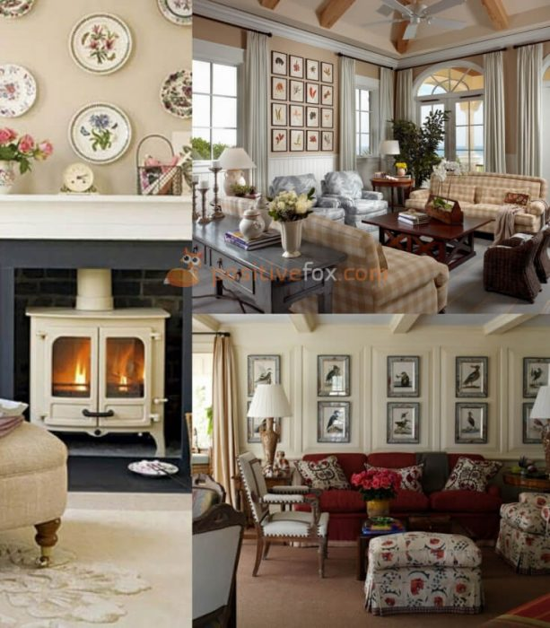 Country Living Room Ideas. Country Interior Design Ideas. Country Home Ideas