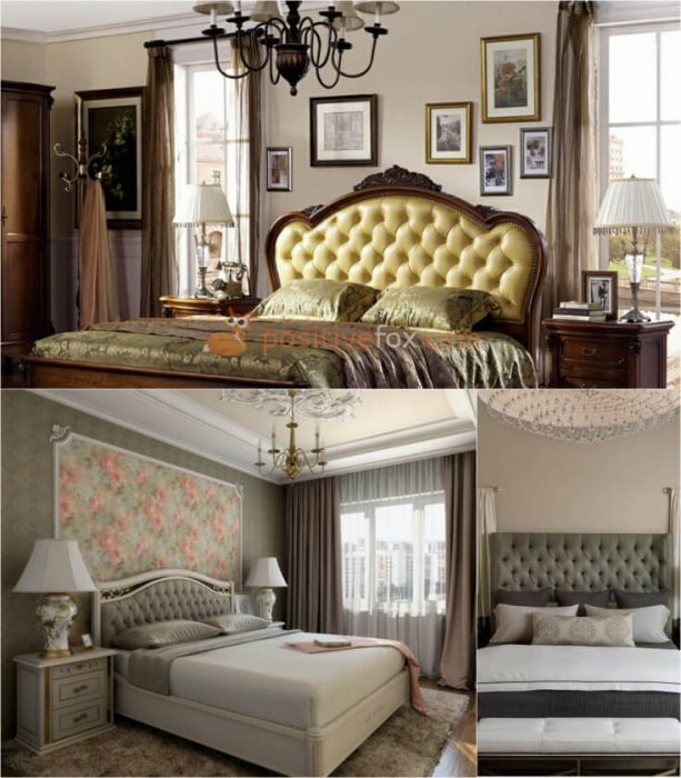 Classic Bedroom Ideas. Classic Interior Design Ideas