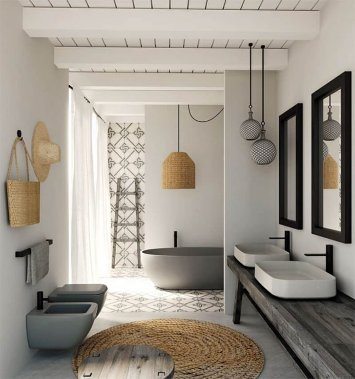 50+ Bathroom Ideas - Best Bathroom Interior Design Ideas with Photos