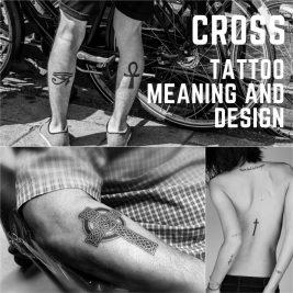 Cross Tattoos. Cross Tattoo Designs. Cross Tattoo Ideas