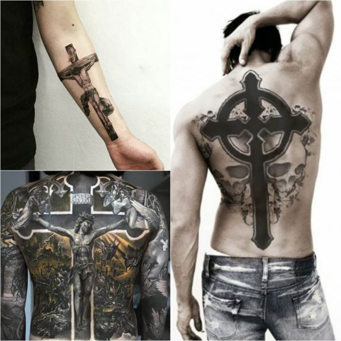 Cross Tattoos. Cross Tattoo Designs. Cross Tattoos for Men
