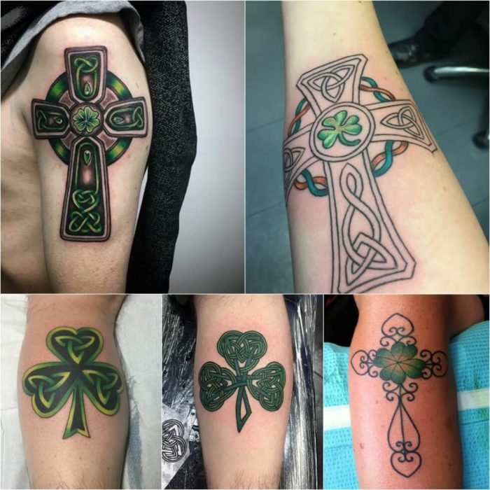 Cross Tattoos. Cross Tattoo Designs. Tattoo of a Bottony Cross
