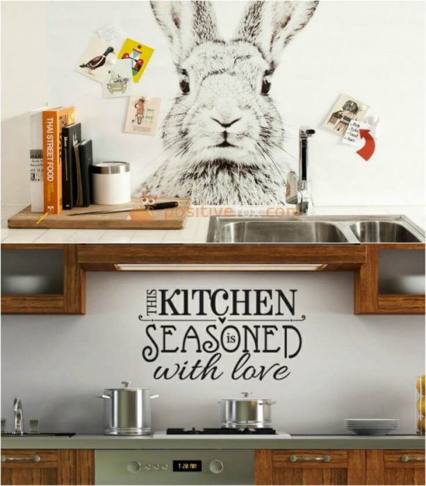 50+ Kitchen Wall Decor Ideas - Best Kitchen Wall Ideas with Photos