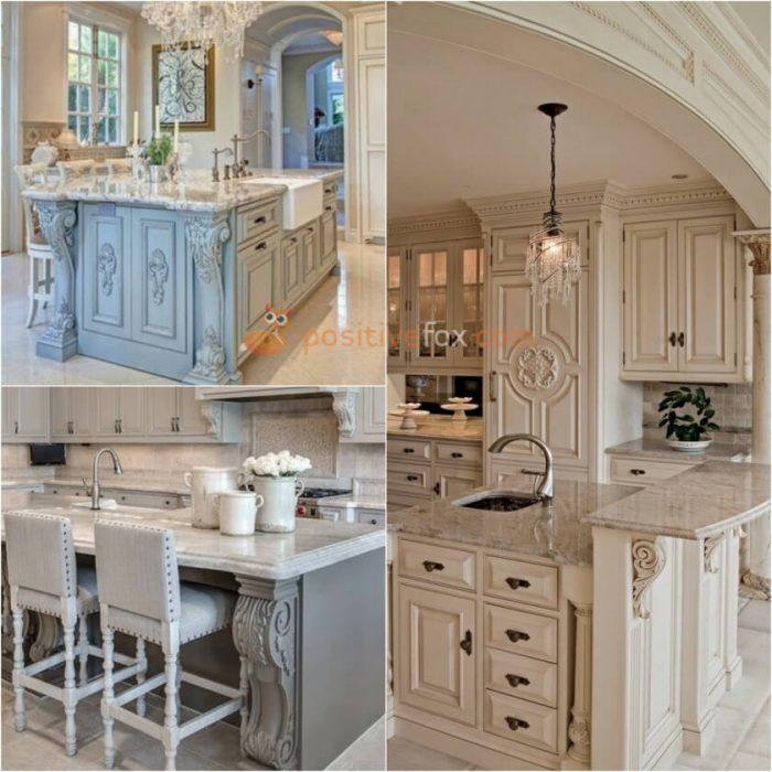Kitchen Island Design. Classic Kitchen Island