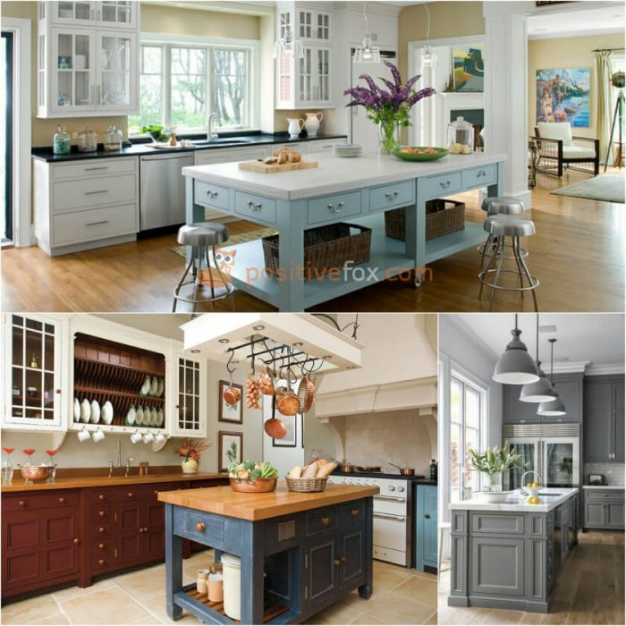Kitchen Island Ideas. Kitchen Island Dimensions