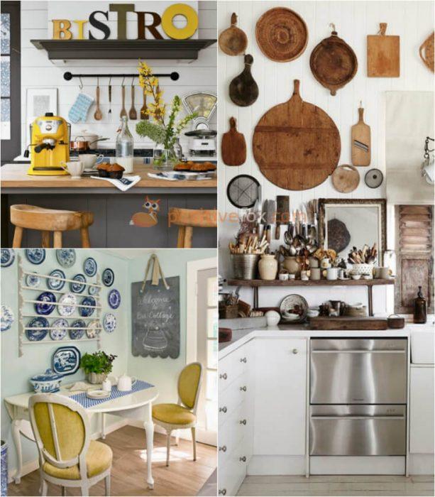 Kitchen Wall Decor. Kitchen Wall Ideas