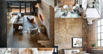 Loft Interior Design. Interior Design Ideas