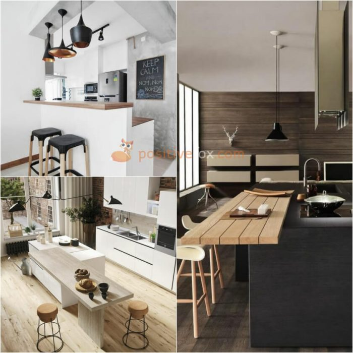 Multi Level Kitchen Island. Kitchen Island Ideas