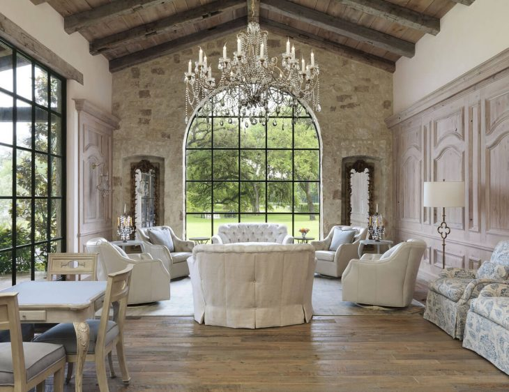 Provence Interior Design - French Style Decor