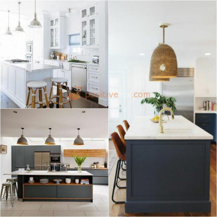 Rectangle Kitchen Island. Kitchen Island Ideas