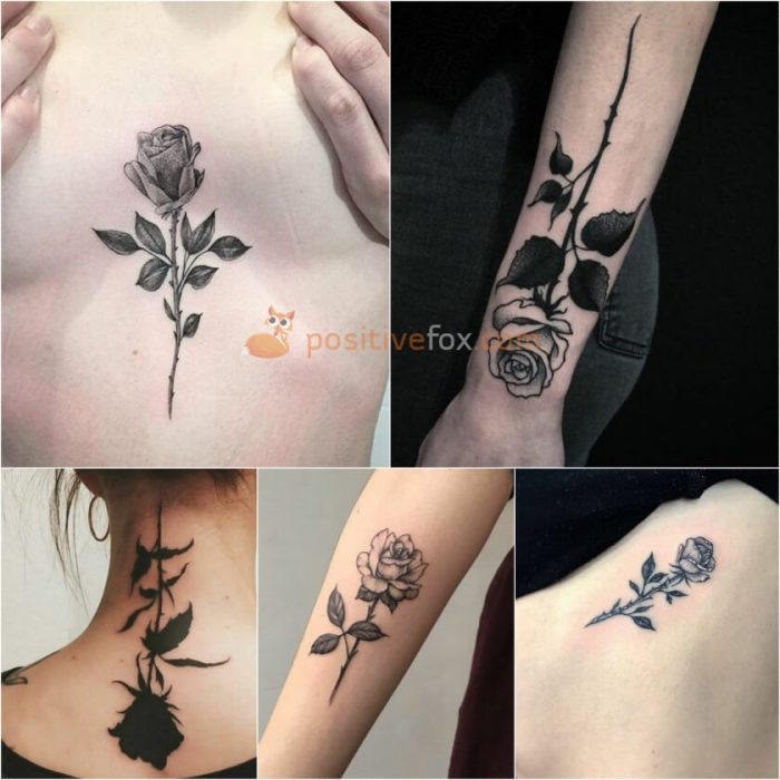 Best 100 Rose Tattoo Ideas Rose Tattoos Ideas With Meaning