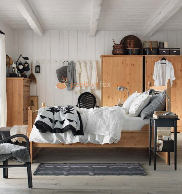Scandinavian Bedroom Decor Ideas