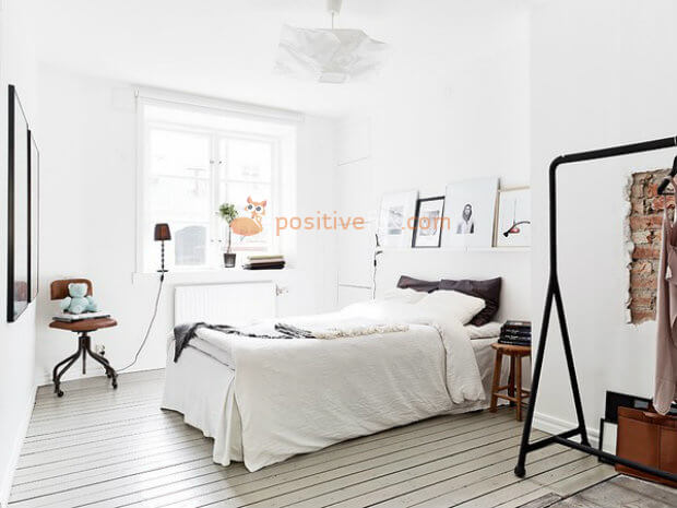 Scandinavian Bedroom Design - Ideas, Tips and Colors