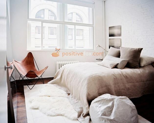 Scandinavian Design Bedroom Features