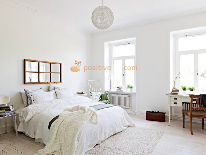 Scandinavian Design Bedroom Features