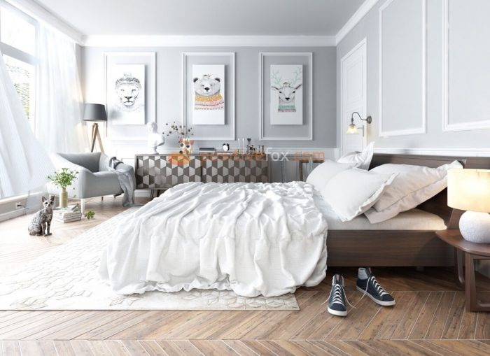 50 Scandinavian Bedroom Ideas Tips Colors